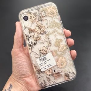 Kate Spade Protective Blossom iPhone XR Case